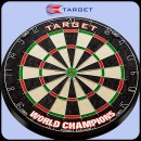 Dartboard Target World Champion