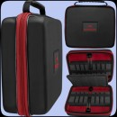 Mission Freedom Luxor Case - black/red